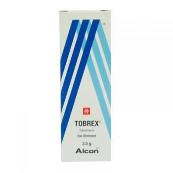 托百士 妥布霉素眼膏 0.3%*3.5g