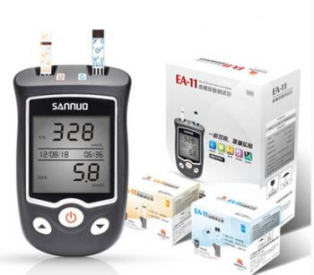 三诺 EA-11血糖尿酸测试仪