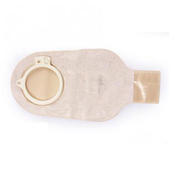 康乐保 特舒两件式造口袋  #1692 开口 不透明