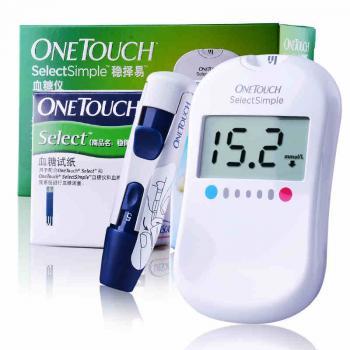 强生  稳择易血糖仪 家用测血糖