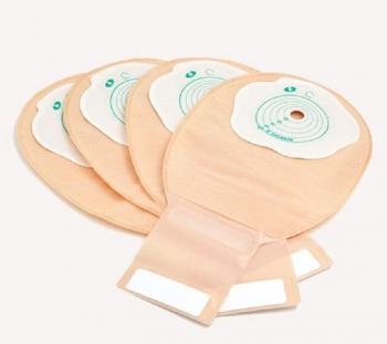法国进口 贝朗造口袋 一件式大便造瘘肛门袋42815CN 10片装