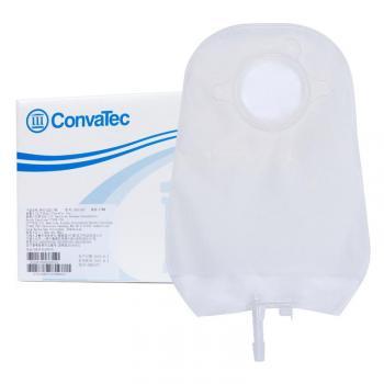 康维德*舒洁两件式旋塞式尿路造口袋#401545(57mm)