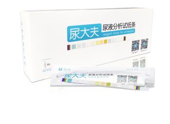 尿液分析试纸条*尿大夫(6条装)