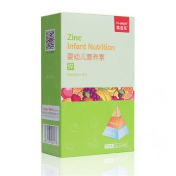葆迪乐 锌辅食营养补充品 60g(2g*30袋)