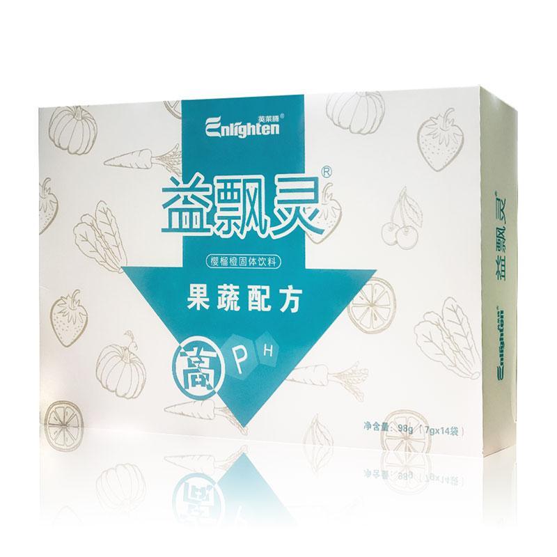 益飘灵 樱榴橙固体饮料 7g/袋*14袋